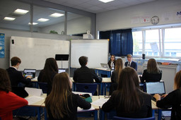 ASM Hosts MUN Conference
