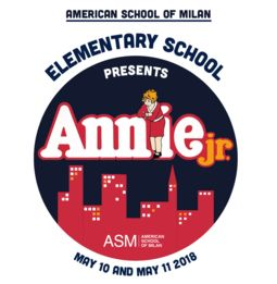 ASM Elementary Students Present: Annie, Jr. Musical