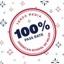 We are proud to announce a 100% pass rate on the Terza Media Exam (Italian 8th Grade Exam)!