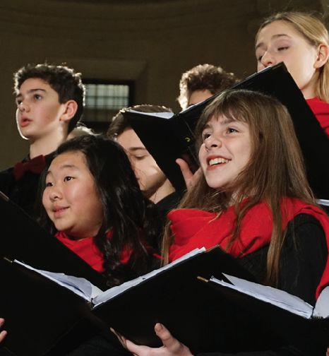 Hark the Herald: ASM's Third Annual Upper School Concert at Santa Maria delle Grazie